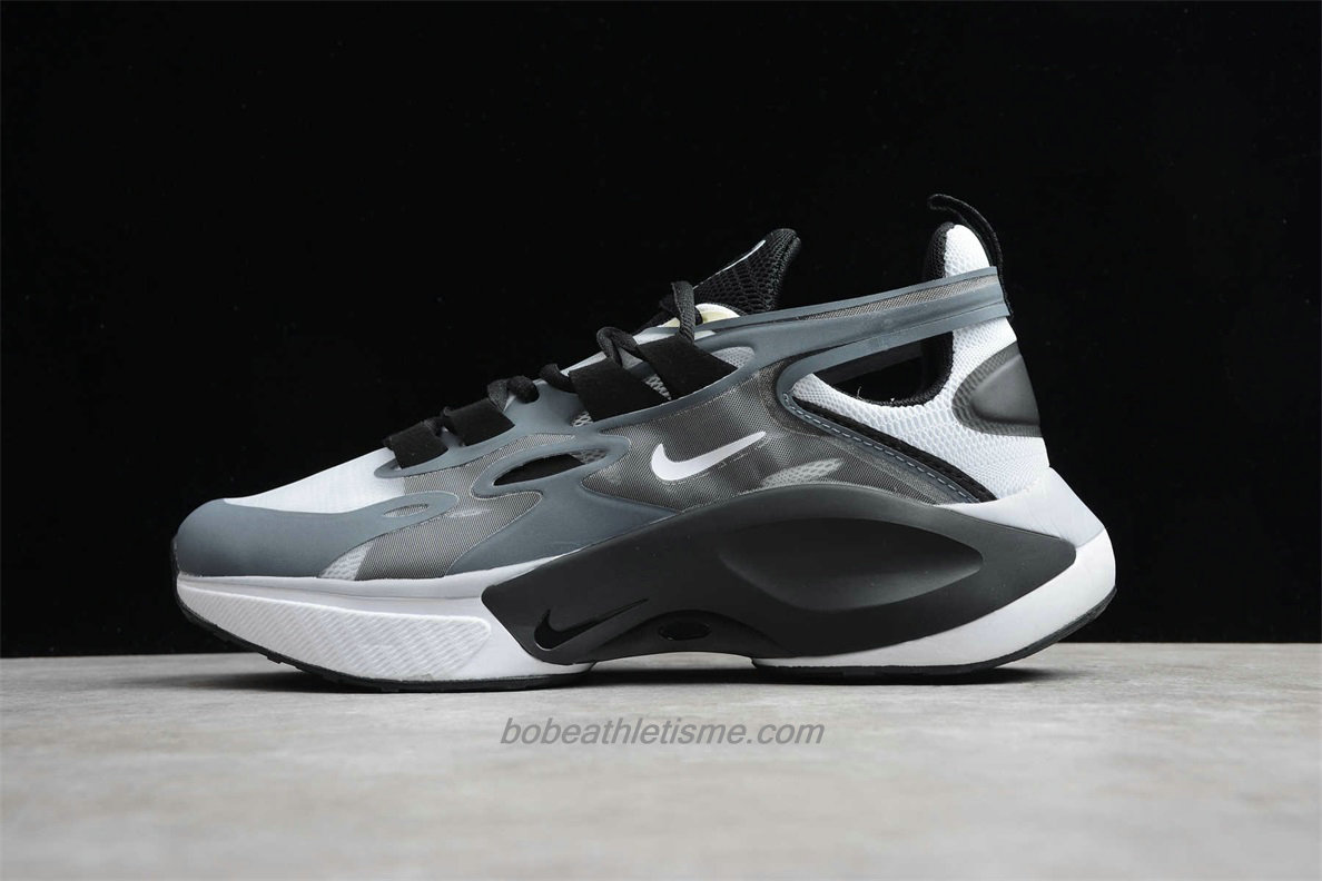 Chaussures Nike Signal D/MS/X Hommes AT5303 009 Blanc / Gris / Noir