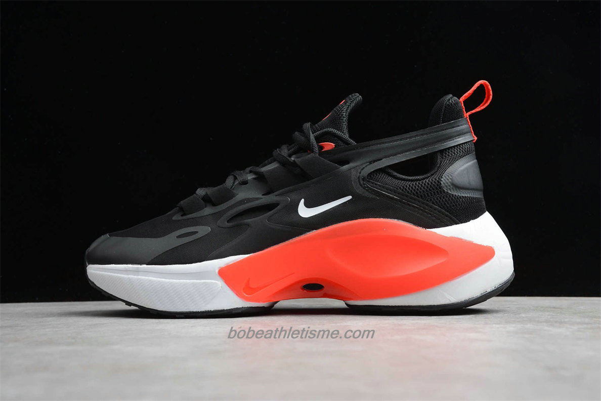 Chaussures Nike Signal D/MS/X Hommes AT5303 016 Noir / Rouge / Blanc