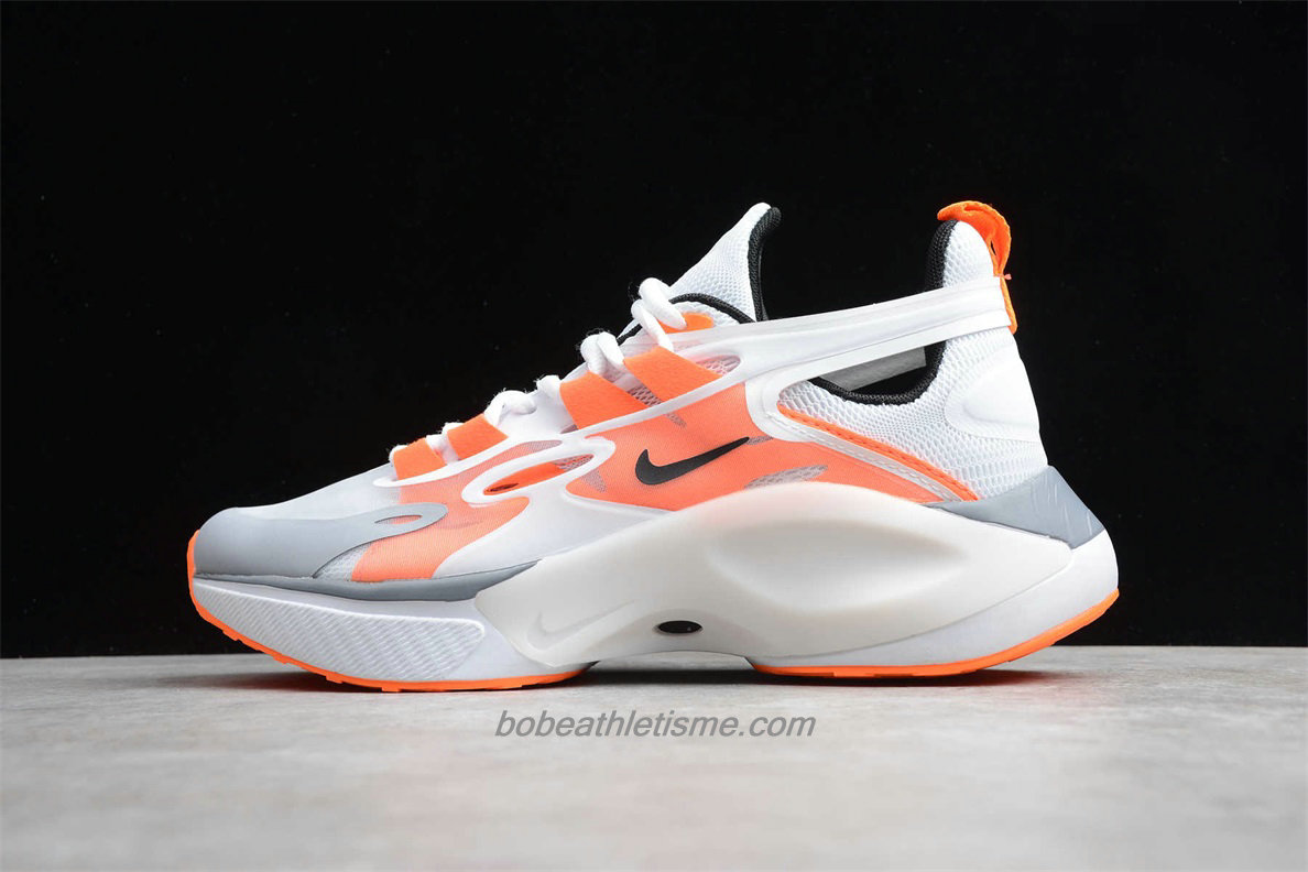 Chaussures Nike Signal D/MS/X Hommes AT5303 180 Blanc / Orange / Gris