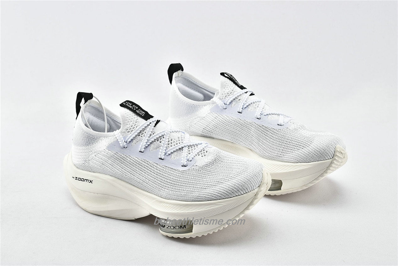 Chaussures Nike Air Zoom Alphafly NEXT% CI9925 100 Blanc