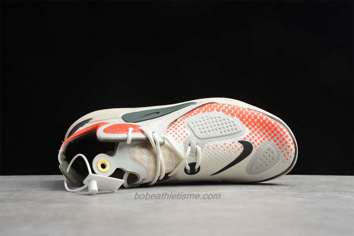 Chaussures Nike Joyride CC3 Setter AT6395 101 Beige / Rouge / Gris